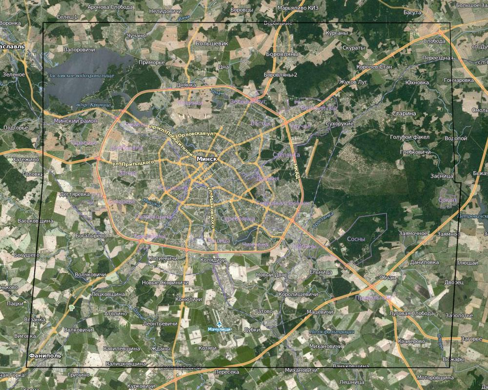 карта минска на андроид скачать - фото 7